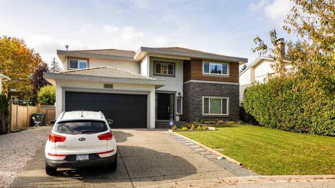 1533 160a Street, King George Corridor, South Surrey White Rock